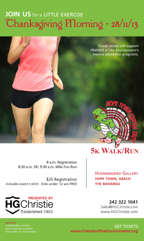 Join The Turtle Trot