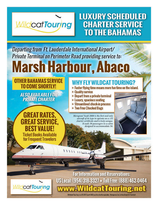 Abaco gets new airlift to Fort Lauderdale